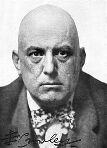 Aleister Crowley, c. 1912