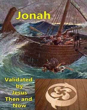 Jesus Confirms the Story of Jonah